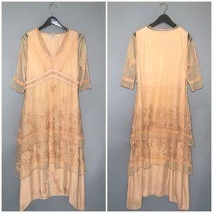 Nataya Downton Abbey / Titanic Style Lace Dress